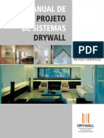 Drywall Manualdeprojeto Jul