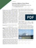 analisa slamming offshore patrol boat.pdf