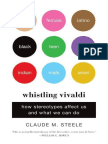 Whistling Vivaldi_ How Stereoty - Steele, Claude M