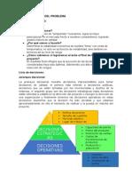 Ciclo de Analisis de Toma de Desiones Caso Tempomatic