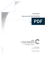 Park Board Draft Audit and Bonus Documents