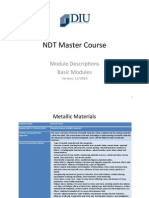 Modul Description NDT(1)