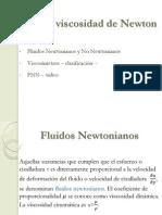Mecánica de fluidos Viscosimetros