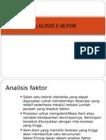 BAB 8.Analisis Faktor PPT