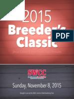 Breeder's Classic 2015