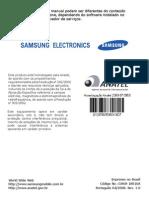 Manual Celular Sansung 2541521