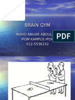 BRAIN  GYM.ppt
