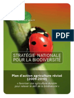 Plan Action Biodiversite 2009 2010