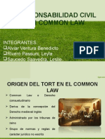 Responsabilidad Civil en Common Law