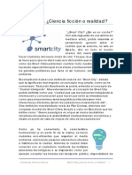 Ensayo sobre Smart Cities