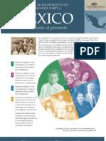 Fuentes Principales de Registro Genelogico Mexico
