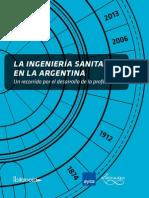 Lazos de Agua Ediciones AySA 1 La Ingenieria Sanitaria en La Argentina eBook 2014