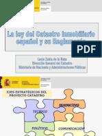 Ley de Catastro español.ppt