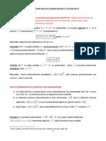 Endomorfisme Adjuncte Autoadjuncte ETTI