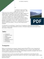 Rio – Wikipédia, A Enciclopédia Livre