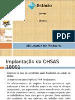 OHSAS 18001B