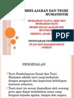 teori pembelajaran dan humanis.pptx