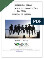 Abqm Regulamento de Competicoes Abqm Abr 2015