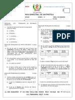 Examen Bimestral Aritmetica II Bim 2015 5-4-3