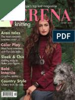 Verena Knitting Magazine - 2010 Winter