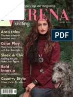 Verena Knitting Magazine - 2010 Winter