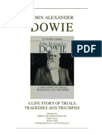 Apostle Dr. John Alexander Dowie - Gordan Lindsay