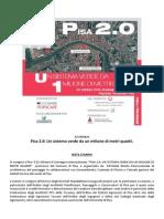 Comunicato Stampa Pisa 2 0