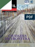 Ciudades Fronterizas. Perfil Criminologico 18