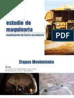 Estudio Maquinaria en Minería