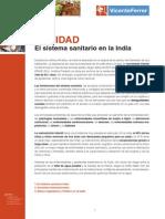 Contexto Sanidad El Sistema Sanitario en La India