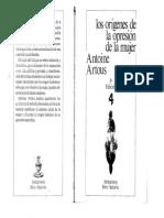 Antoine Artous - Los Origenes de La Opresion de La Mujer