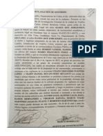 Denuncia Jorgensen sobre invasión en PuertoCastilla