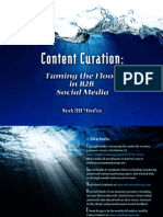 HiveFire eBook Content Cur at Ion in Social Media