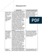 bibliography draft 3
