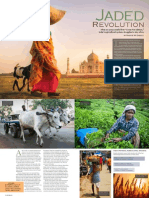 india magazine layout
