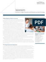 Flipped Classroom Brief