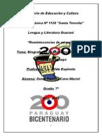 Biografias Mujeres Paraguayas