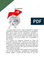 Mensagem à União da Juventude Comunista - Cascavel