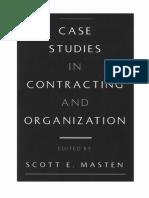 S.9 Benjamin Klein _1996_. Vertical Integration as Organizational Ownership. Pág 165-178