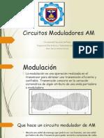Circuitos Moduladores AM