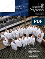 The Triangle Physician March 2010