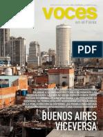 2015 - Voces en El Fénix - Problemas Urbanos