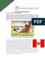 El Sueño de San Martín
