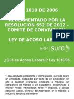 Ley 1010 del 2006
