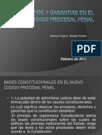 Principios y Garantias en El NCPP