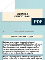 0 U6 2 Estudio Legal - Ambiental