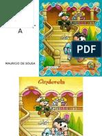 Turma Da Mônica - Cinderela