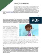 JUEGOS DE LA DOCTORA JUGUETES Gratis