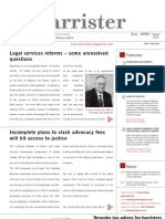 Barrister Magazine issue 42