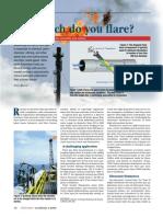 Flare Gas Flow Measurement-GE